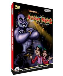 Interlude Technologies Tales From Arabian Nights In English And Hindi - DVD
