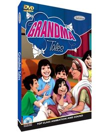 Interlude Technologies Grandma Tales DVD - English
