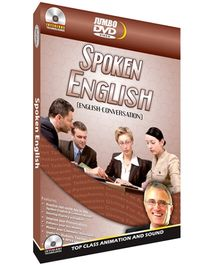 Interlude Technologies Spoken English - DVD