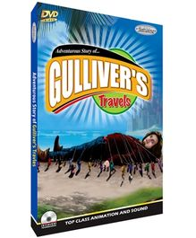 Interlude Technologies Adventurous Story Of Gullivers Travels DVD - English