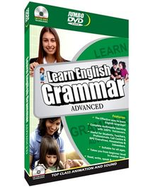 Future Books Learn English Grammar Advanced - DVD