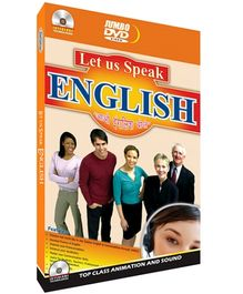 Interlude Technologies Let Us Speak English - DVD
