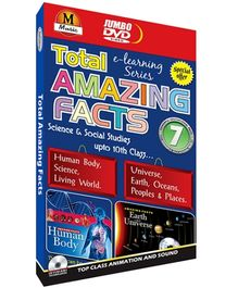 Interlude Technologies Total Amazing Facts - DVD