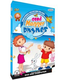 Future Books Good Manner Rhymes - DVD