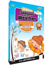 Future Books Rhymes On Seasons And Weather - DVD