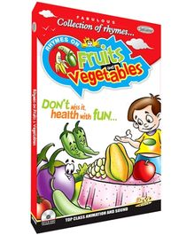 Future Books Rhymes On Fruits And Vegetables - DVD