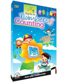 Future Books Rhymes On Numbers And Counting - DVD