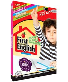 Future Books First step to English Level 1 - DVD