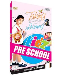 Future Books Kidz Pre School - DVD