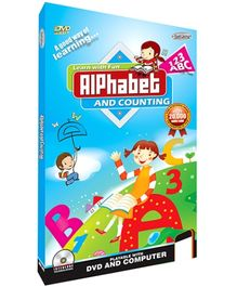 Future Books Learn With Fun Alphabet and counting - DVD