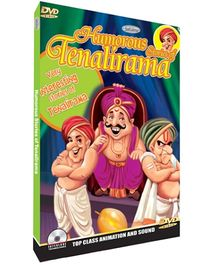 Interlude Technologies Humorous Stories Of Tenalirama - DVD