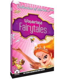 Future Books Fabulous Collection Of Stories Wonderland Fairy Tales - DVD
