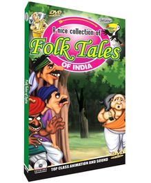 Future Books A Nice Collection Of Folk Tales Of India - DVD