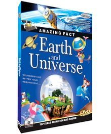 Future Books Earth And Universe - DVD Video