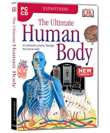 Interlude Technologies The Ultimate Human Body Version 3 - PC CD