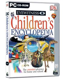 Future Books Eyewitness Childerns Encyclopedia - PC CD ROM