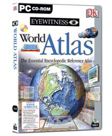 Interlude Technologies World Atlas - PC CD ROM