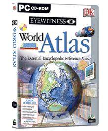 Interlude Technologies World Atlas - PC CD ROM