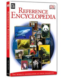 Future Books Reference Encyclopedia  PC CD