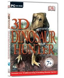 Future Books 3D Dinosaur Hunter - PC CD ROM