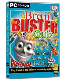 Future Books Brain Buster Quiz - PC CD ROM