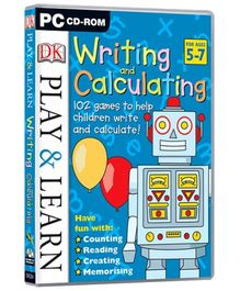 Future Books Writing And Calculating - PC CD ROM