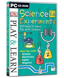 Future Books Science Experiments - PC CD ROM