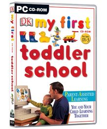 Future Books My First Toddler School - PC CD ROM