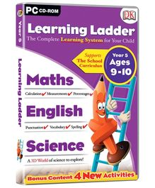 Interlude Technologies Learning Ladder Year 5 - PC CD ROM