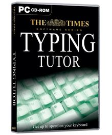 Future Books Times Typing Tutor - PC CD ROM