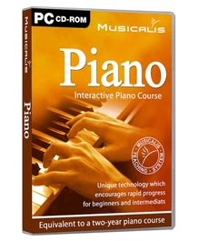 Future Books Musicalis Interactive Piano Course - PC CD ROM