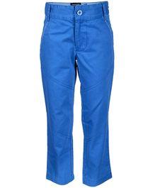 Nauti Nati Full Length Trouser - Blue