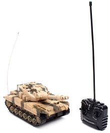 Classic Super Power Remote Control - Panzer Tank