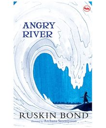Rupa Publications Angry River - Ruskin Bond