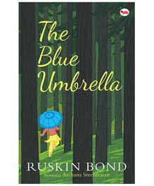 Rupa Publications The Blue Umbrella - Ruskin Bond