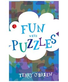 Rupa Publications Fun With Puzzles - Terry O Brien