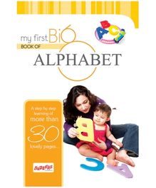Buzzers My First Big Book Alphabets  - English