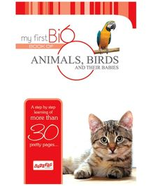 Buzzers My First Big Book Animals and Birds - English