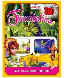 Buzzers Thumbelina 3D Book - English