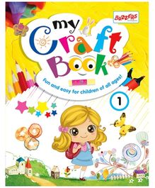 Buzzers My Craft Book 1 - English