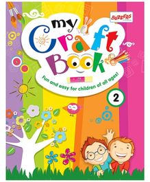 Buzzers My Craft Book 2 - English