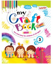 Buzzers presents My Craft Book 3 - English