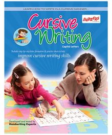 Buzzers Cursive Writing Capital Letters - English