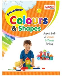 Buzzers Pre Primer Colours And Shapes - English