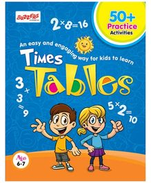 Buzzers Times Tables - English