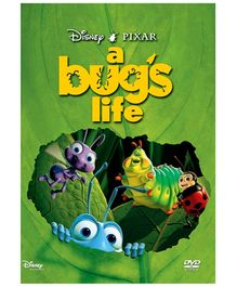 Sony DADC Disney A Bugs Life English DVD