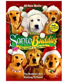 Sony Santa Buddies - The Legend Of Santa Paws DVD