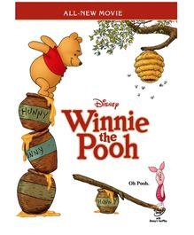 Sony Winnie The Pooh DVD