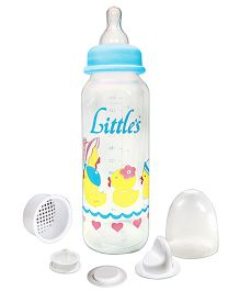 Little's Classic Maxi Feeding Bottle - 240 ml (Color May Vary)