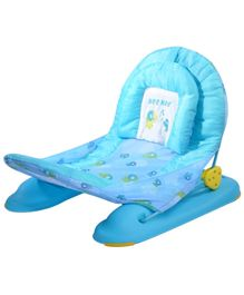 Mee Mee Large Comfort Bather With Head Support - Blue
